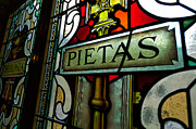 Decorative Glass Art - Piety by Tim Isaak