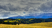 Stephen  Johnson - Pikes Peak Aspen View