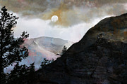 Spiritual Landscape Prints - Pilgrimage Print by Ed Hall