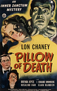 Postv Photos - Pillow Of Death, Lon Chaney, Jr by Everett