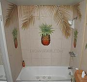 Shower Ceramics - Pineapple Shower by Thomas Deir