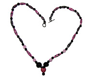 Glamor Jewelry - Pink at Heart by Adele Greenfield