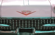 Pink Cadillac Prints - Pink Cadillac Print by Anahi DeCanio