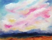 Suzanne  Marie Leclair - Pink Clouds