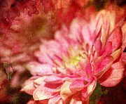 Layers - Pink Gem by Cathie Tyler