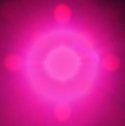 Sphere Digital Art - Pink Power by Joshua Sunday