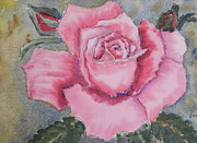 Pamela  Meredith - Pink Rose