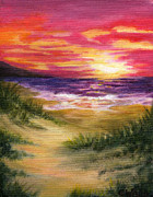 Colleen Ward - Pink Sunset