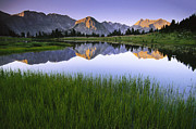 Featured Art - Pioneer Basin Morning, Sierra Nevada by Buck Forester
