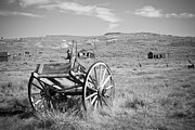 Pioneer Scene Prints - Pioneer Coach Print by Marius Sipa
