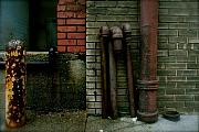 Augusta Prints - Pipe  Bricks Print by Patrick Biestman