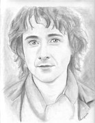 Lord Drawings - Pippin by Amy Jones