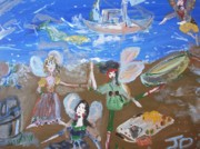 Fairies Originals - Pirate Fairies by Judith Desrosiers