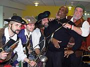 Pirates Originals - Pirates In The Studio by Paul SEQUENCE Ferguson             sequence dot net