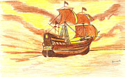 Danish Anwer - Pirates Ship 