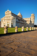 Leaning Building Photos - Pisa by Brian Jannsen