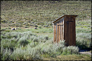 Outhouse Prints - Pit Stop Print by Kelley King