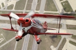 Military Prints - Pitts Special S-2B Print by Larry McManus