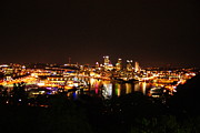 Kimberly Nolan - Pittsburgh at Night ...