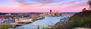 Pittsburgh Spring 2012 Print by Emmanuel Panagiotakis