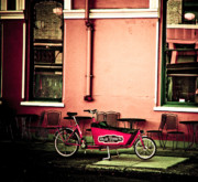 Craig Perry-Ollila - Pizza Delivery Bike
