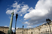 Deluxe Photos - Place Vendome. Paris. France. by Bernard Jaubert