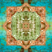 Turquoise Stones Art - Planet Bounty by Bell And Todd