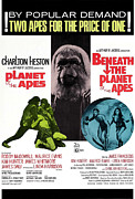 Planet Of The Apes Posters - Planet Of The Apes, 1968 Poster by Everett
