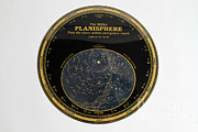 Star Chart Prints - Planisphere, July Print by Photo Researchers, Inc.