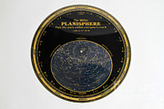 Featured Art - Planisphere, March by Photo Researchers, Inc.