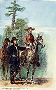 Plantation: Overseer, 1867 Print by Granger