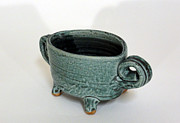 Handmade Ceramics - Planter by Laura St Onge