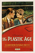 Period Clothing Posters - Plastic Age, The, Donald Keith, Clara Poster by Everett