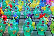 Superhero Photos - Plastic Fantastic 1 by Dean Harte
