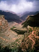 Estephy Sabin Figueroa Photo Metal Prints - Plateau Point Metal Print by Estephy Sabin Figueroa