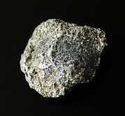 Precious Metals Prints - Platinum Nugget Print by Ria Novosti