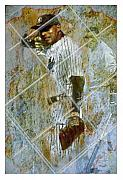 Baseball Game Mixed Media - Play Ball by James Robinson