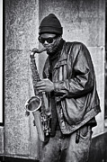 Sax Photos - Player 2 by James Bull