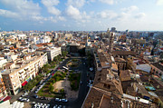 Rooftops Photos - Plaza de la Reina by Fabrizio Troiani