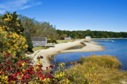 Salt Marsh Photos - Pleasant Bay by John Greim