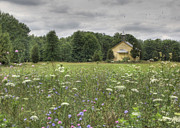 Schoolhouse Photos - Pleasant View by Lori Deiter