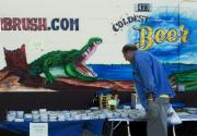 Airbrush Photos - Please do not eat by Carl Purcell