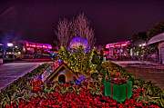 Spaceship Originals - Pluto And Spaceship Earth HDR by Jason Blalock