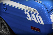 Dust* Originals - Plymouth Duster 340 by Gordon Dean II