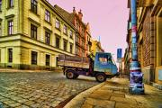 High Definition Art - Plzen in HDR Czech Republic by Sabine Jacobs