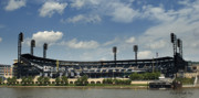 Pittsburgh Pirates Prints - PNC Park Print by Dirk VandenBerg
