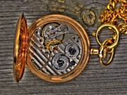 Pocket Watch Originals - Pocket Watch1 by Lawrence Christopher