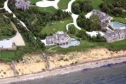 Nantucket Aerials - Pocomo Home Nantucket Island 1 by Duncan Pearson
