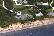 Nantucket Aerials - Pocomo Home Nantucket Island 3 by Duncan Pearson