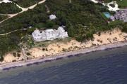 Nantucket Aerials - Pocomo Home Nantucket Island 4 by Duncan Pearson